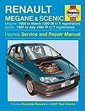 Renault Megane and Scenic Petrol and Diesel Service and Repair Manual: 1996 to 1999 (Haynes Service and Repair Manuals)