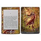 Diabloskinz Vinyl Adhesive Skin Decal Sticker for Amazon Kindle - Autumn Fairy