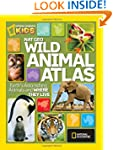 Nat Geo Wild Animal Atlas: Earth's As...