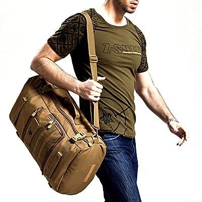 Crazy Ants Military Tactical Backpack Hiking Camping Daypack Shoulder Bag