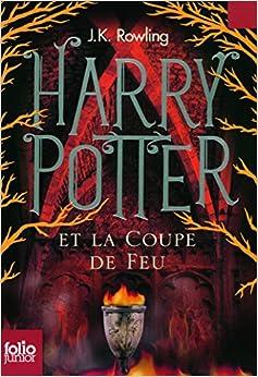 Harry potter french harry potter et la coupe de feu folio junior ed j k - Acteur harry potter et la coupe de feu ...