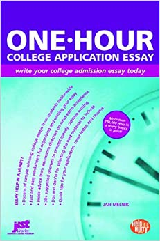 How to write a good application essay 1 hour