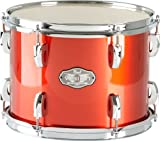 Pearl VX903 3-Piece Shell Pack 22 Bass Drum, 12 Tom, 14 Snare Metallic Orange