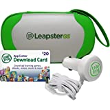 LeapFrog LeapsterGS Explorer Travel & Play Accessories Bundle, Green