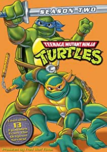 Teenage Mutant Ninja Turtles: Season 2 [Import]