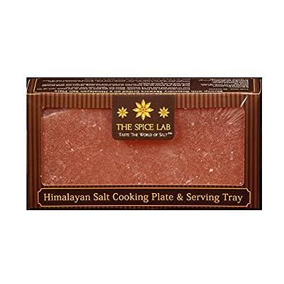 Himalayan Salt Block - 4x8x2 Cookware Grade Salt Plate