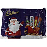 Cadbury Santa Chocolate Selection Box 81 g (Pack of 12)