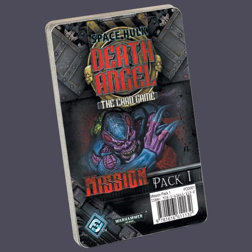 Space Hulk: Death Angel - Space Marine Pack 1 Expansion