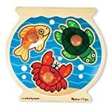 Melissa & Doug Fish Bowl Jumbo Knob