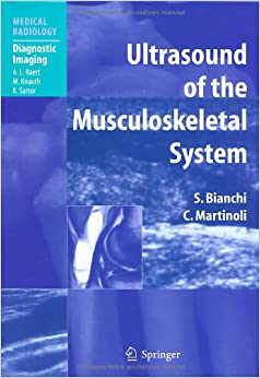 Ultrasound of the Musculoskeletal System (Medical Radiology