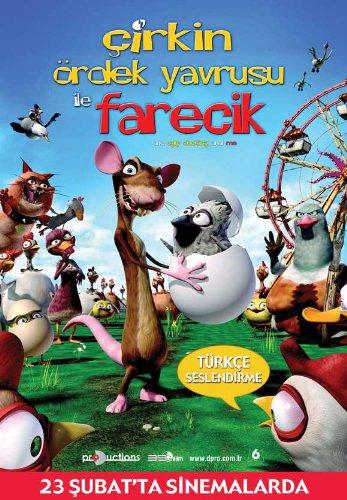 Гадкий утенок и Я / The Ugly Duckling and Me! (2006) HDTVRip