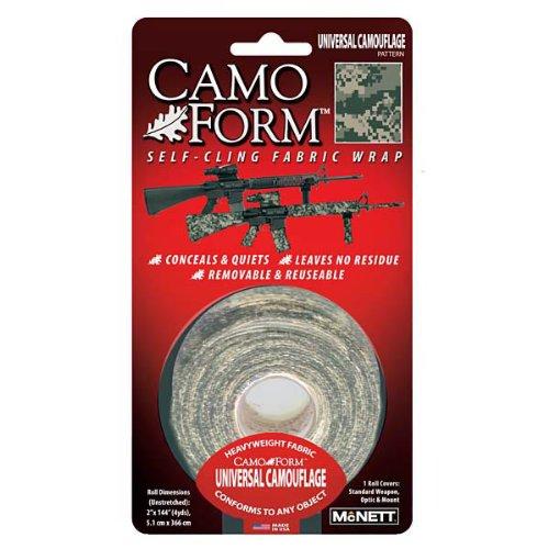 Camo Form Protective Fabric Wrap, Acu Universal Digital