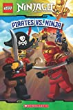 img - for LEGO Ninjago: Pirates Vs. Ninja (Reader #6) book / textbook / text book