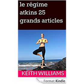 le r�gime atkins 25 grands articles