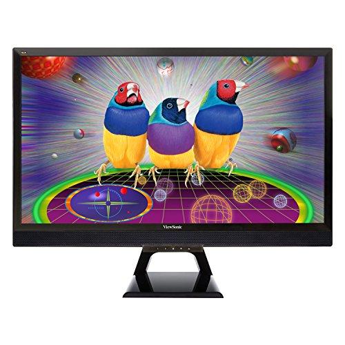 ViewSonic 28インチ VA 液晶モニター ( 1920x1080 / 8ビットSuperClear®Pro優れた色再現  / 3.8ms(GtG)) VX2858Sml