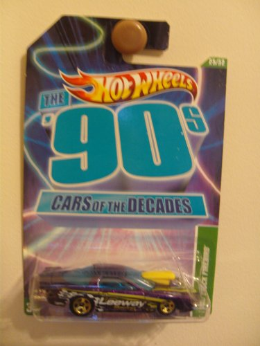 Hot Wheels 90's Cars of the DECADES Pro Stock Firebird 25/32