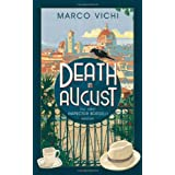 Death in August (Inspector Bordelli)by Marco Vichi