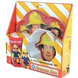 Fireman Sam 3 Piece Dinnerware Set