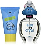 First American Brands Smurfs 3D Vanity Perfume for Children, 1.7 Ounce and Shower Gel , 2.4 Fl. oz.