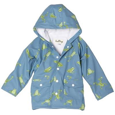 Hatley Boys 2-7 Northern Leopard Frog Rain Coat