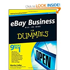 eBay Business All-in-One For Dummies (9780470385364)
