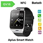 giftsbox: Aplus GV18 Bluetooth Smart watch phone 1.55 GSM NFC Camera wrist Watch SIM card Smartwatch for iPhone6 Samsung Android Phone