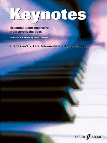 Keynotes - Grades 4-5: (Piano)