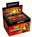 Grabber Performance Toe Heater with Adhesive Super Size Package 80 Pair