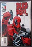 Deadpool, Vol 1 #1 Deadpool's First Solo Comic