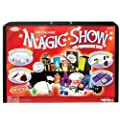 Deluxe 100 Trick Magic Suitcase w/ Instructional DVD