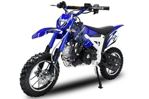 49cc-Dirtbike-Flash-4S-4-Takter-E-Start-Cross-Pocket-Bike-ATV-Quad-Kinder-Orange