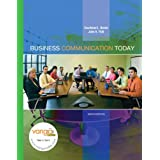 Business Communication Todayby Courtland L. Bovee