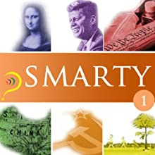 Smarty, Volume 1 Audiobook by  iMinds Narrated by Leah Vandenberg