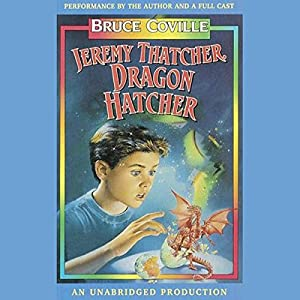 Jeremy Thatcher, Dragon Hatcher Audiobook