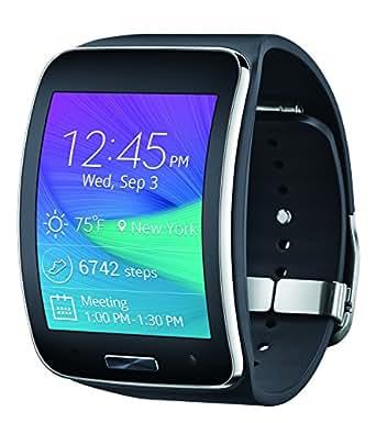 samsung gear s smartwatch black 4gb verizon. Black Bedroom Furniture Sets. Home Design Ideas