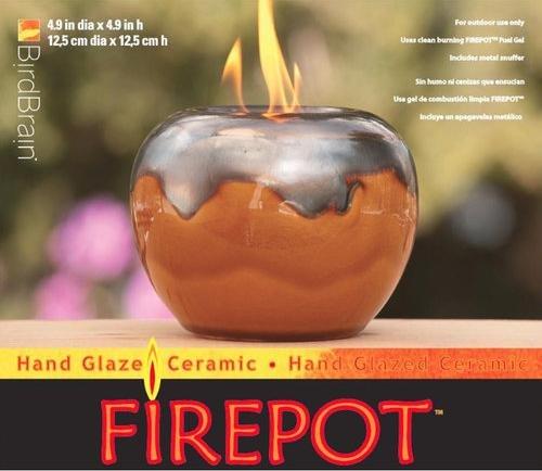 Loki Firepot Honey Metallic By Bird Brain Inc.