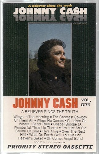 Johnny Cash - A Believer Sings The Truth - Zortam Music