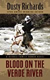 Blood on the Verde River (Thorndike Large Print Western Series)