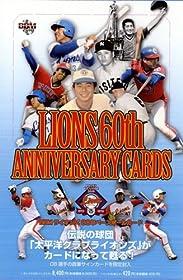 BBM ライオンズ60年カード BOX