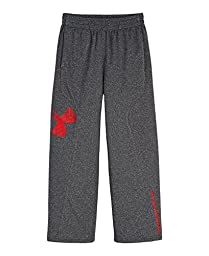 Under Armour Baby Boys\' Score Pant, Carbon Heather, 18 Months