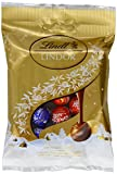 Lindt Lindor Mini Assorted Truffles Bag 100 g (Pack of 4)