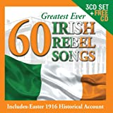 Various Artists 60 Greatest Ever Irish Rebel Songs