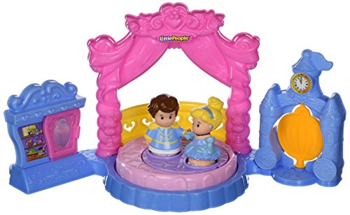 Fisher-Price Little People Disney Princess Cinderella's Ball - 1