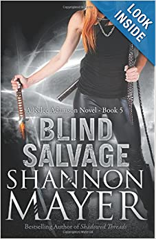 Blind Salvage by Shannon Mayer