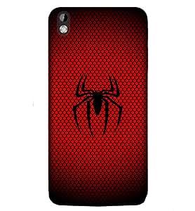 HTC826/820 HD Print SuperHero Back Cover SPIDERMAN2