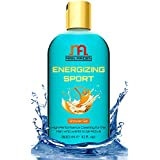 Man Arden Energizing Luxury Shower Gel - Spearmint Oil Body Wash - 300 Ml / 10 Fl Oz