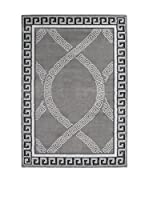 Chic'Orange Alfombra Richter (Plata)