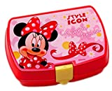 Kids Sandwich Lunch Clip Box Spiderman, Monsters University, Minnie Mouse (Minnie Mouse)