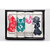 Sophisticated Animal Napkin Set