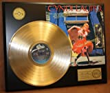 "Cyndi Lauper ""She'S So Unusual"" Gold LP Record LTD Edition Display"